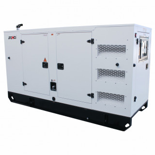 Шумоизолиран дизелов трифазен генератор SENCI 187YCS, 187 kVA