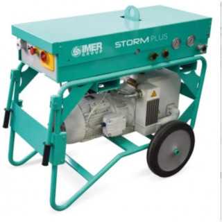 Транспортна система за силози Imer Storm Plus, 7.5 kW