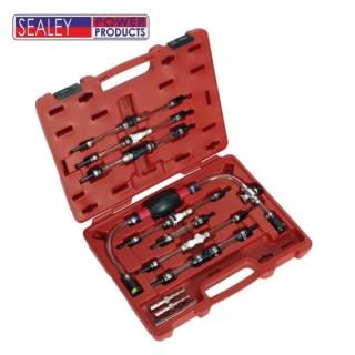 Комплект за тестване и обезвъздушаване на дизелови двигатели Sealey