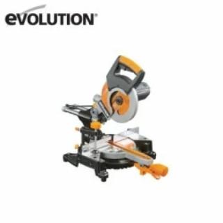 Комбиниран потапящ циркуляр за ъглово рязане EVOLUTION Rage 3-S 210мм