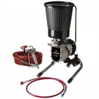 Безвъздушна мембранна помпа Titan ED 655 Plus
