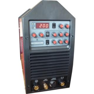 Аргонов апарат с микропроцесорно управление TIG TAG TIG Inv 200 ACDC