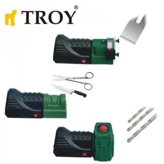 Универсална машина за заточване TROY 17058 / 110W