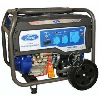 Бензинов генератор Ford-Tools FG9250E, 15 к.с.