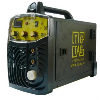 Телоподаващ апарат комбиниран MIG250XSP, TIG TAG