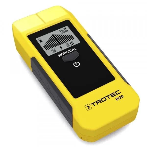 ПРОМО ПАКЕТ! Перфоратор Trotec PRDS 11-230V + Детектор за стени TROTEC BI20, 50 мм
