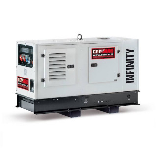 Дизелов трифазен генератор Genmac Infinity G26KS-E3 Generator 28 KVA