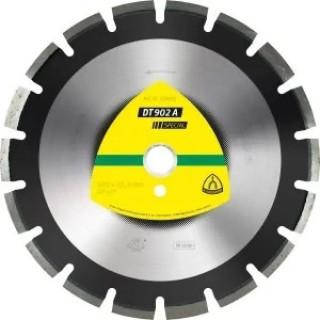 Диамантен диск за асфалт KLINGSPOR DT902A Special  300 х 2,8 х 25,4 мм