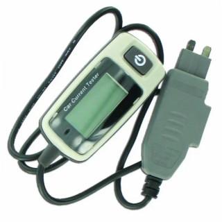 Тестер за ток на превозното средство (20А; за тип мини острие)