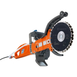 Фреза за канали, Husqvarna Construction K 4000 Cut-n-Break  2700 W, 4200 оборота, диск ф 230 мм