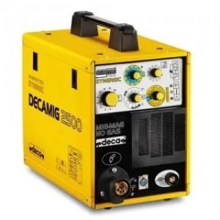 Инверторен електрожен Deca DECAMIG 2500 SYNERGIC 15-190A