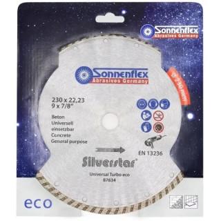 Диамантен диск за бетон SONNENFLEX SF87634 диаметър 230 мм