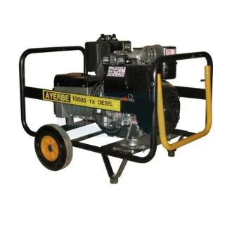 Трифазен дизелов генератор AYERBE 12500 D TX