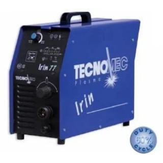 Апарат за плазмено рязане инверторен Weldcut-Punto Plasma Tecnomec IRIN 77CC 70 A, 400 V, 25 мм Fe, IP23