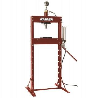 Пневматична преса с манометър Raider RD-HP05