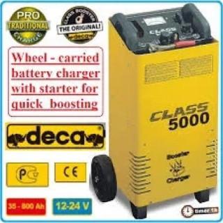 Стартерно устройство Deca Class,12-24V, 5000 - 35-800Ah