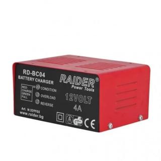 Зарядно за акумулатор Raider RD-BC04 12V 4A