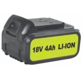 Универсална Li-Ion батерия за машини EGA Hurry Up, 4Ah, 18V