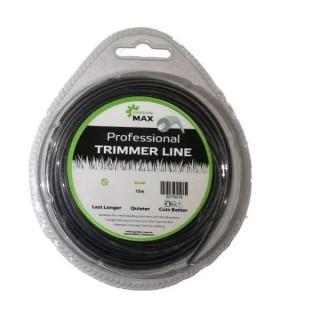 Тримерна корда GardenMAX 3.0mmx15m (кръгъл)
