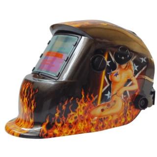Фотосоларна маска TIGTAG WH616, 2 сензора