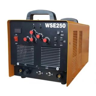 Аргонов апарат WSE250 AC/DC с допълнителна функция електрожен, TIG TAG