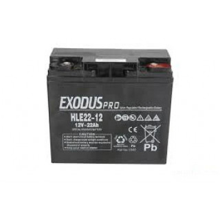 Батерия за стартови устройства Lemania Exodus 22Ah