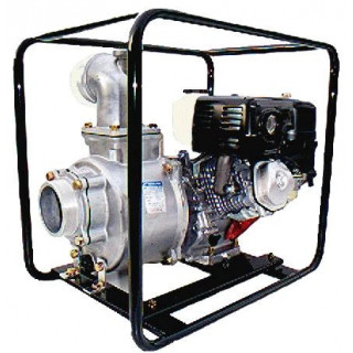 Моторна бензинова помпа ТЕ2-100HA с датчик за масло