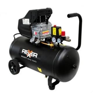Маслен компресор за въздух Rexxer RH-13-505 /  50 л