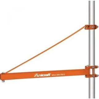 Подвижна стойка за лебедка WSA 600-750-2 UNICRAFT