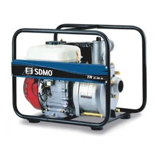 Бензинова помпа за отпадни води SDMO TR2.36H / напор 29м. 36 m3 /