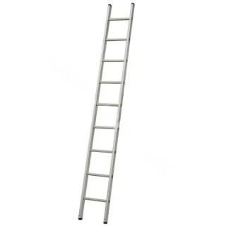 Еднораменна професионална алуминиева стълба KRAUSE CORDA 1x8