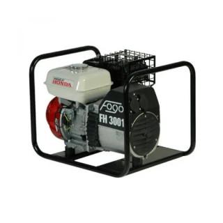 Бензинов монофазен генератор Fogo FH 3001