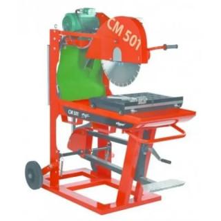 Стационарна машина за рязане на строителни материали Norton CM501 3.55.3 Dual voltage