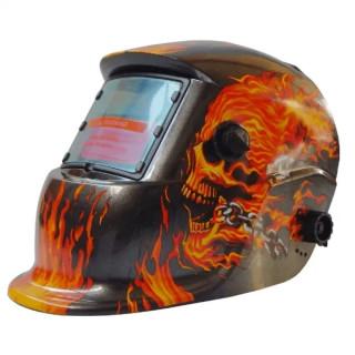 Фотосоларна маска TIGTAG WH806, 2 сензора