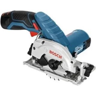 Акумулаторен ръчен циркуляр Bosch GKS 12V-26 Professional 2,0Ah