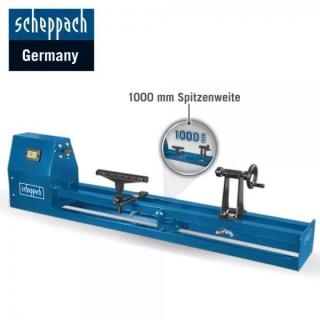 Дърводелски Струг Scheppach DM1000T / 400 W, Ø 350 mm