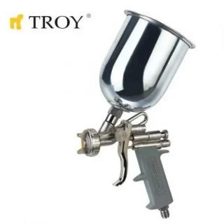 Пневматичен пистолет за боядисване TROY 18670 / 1.5mm