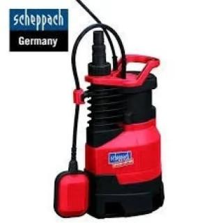 Потопяема помпа за вода Scheppach SP900 / 900 W