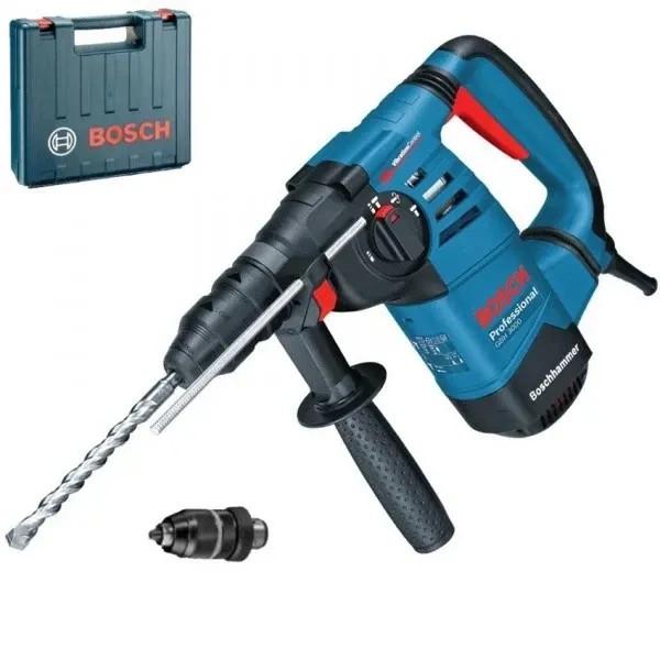 Комбиниран перфоратор Bosch GBH 3000  куфар