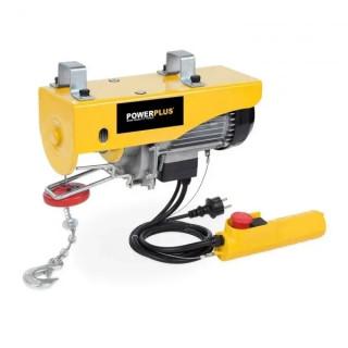 Електрически телфер POWER PLUS POWX901 / 1000W, 200/400kg