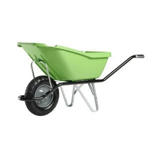 Строителна количка  DJTR 110 зелена