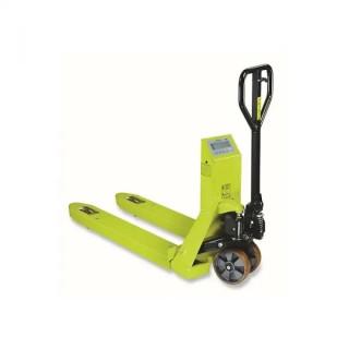 Ръчна палетна количка с електронна везна PRAMAC PX