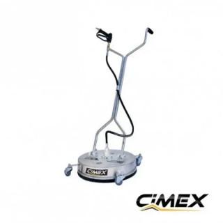 Иноксова приставка (за водоструйка) за почистване на подове