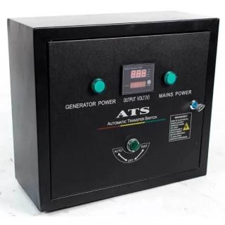 Табло автоматика монофазно Hyundai ATS/12-Р / 10 - 15 kW