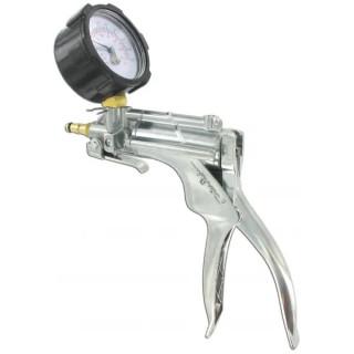 Метална ръчна помпа за вакуум/налягане (MI8510)
