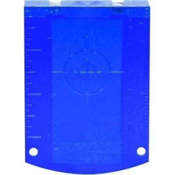 Лазерна мишена за лазерни ролетки (синя) Bosch Professional