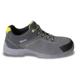Работни обувки от велур, с отвори, 7212FG - 43 размер, Beta Tools