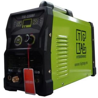 Аргонов апарат TIG220BF с допълнителна функция електрожен, TIG TAG
