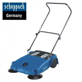 Ръчна метачна машина Scheppach S700 / 4 км/ч