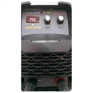 Инверторен електрожен с дигитален дисплей TIG TAG ARC-250S